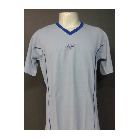 CAMISETA COM LOGO NASA 01