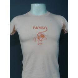 CAMISETA INFANTIL COM LOGO NASA 05