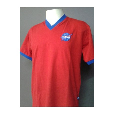 CAMISETA COM LOGO NASA 07
