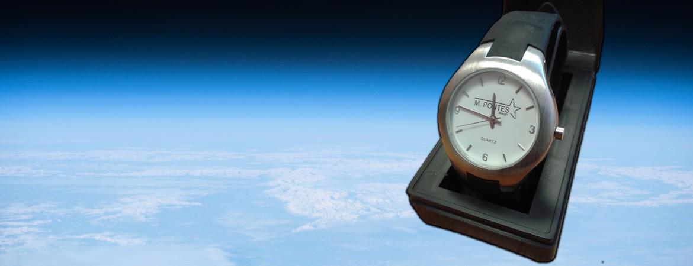 Relógio de Pulso - Astronauta Marcos Pontes